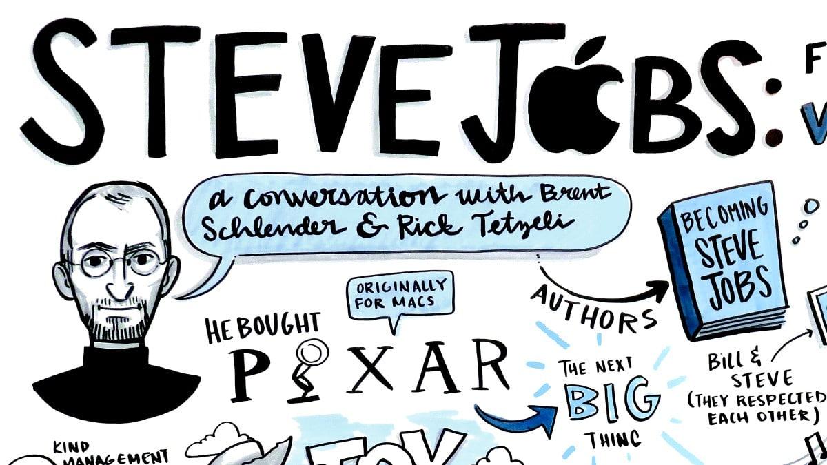 Becoming Steve Jobs: A Chicago Ideas Conversation
