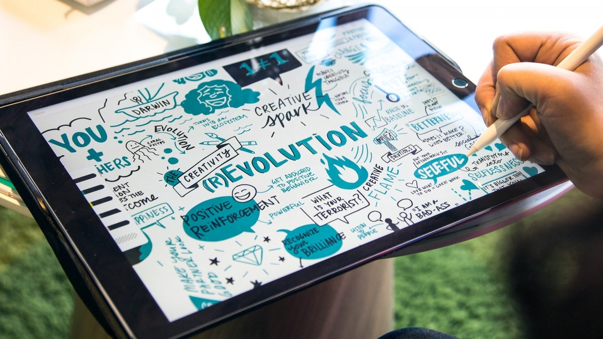 7 Digital Tools for Visual Note-Taking