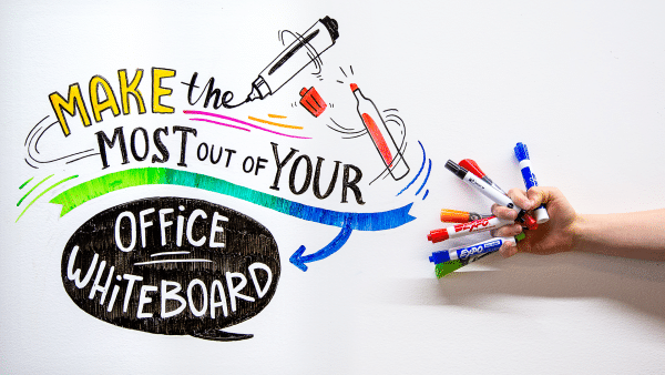 Make The Most Out Of Your Office White board